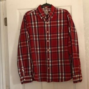 EUC Men's J. Crew Button Up